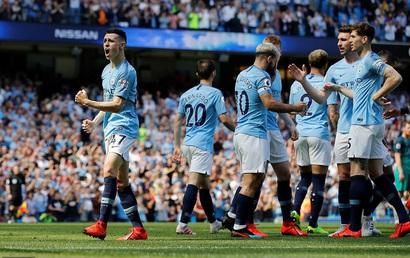 Man City - Tottenham: Trả đủ nợ nần