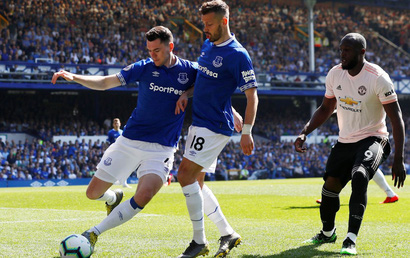 Everton - MU: Hủy diệt Quỷ Đỏ