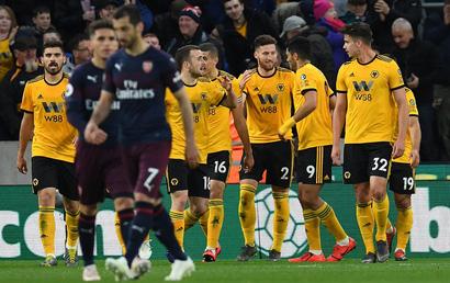 Wolves - Arsenal: Khủng hoảng thực sự